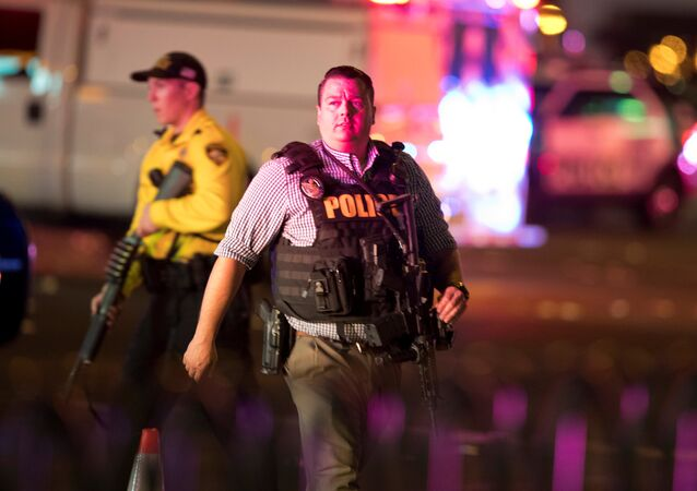 Strzelanina w Las Vegas