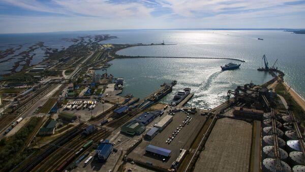 Port morski Kaukaz - Sputnik Polska