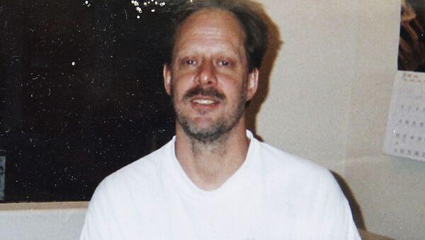Stephen Paddock, sprawca strzelaniny w Las Vegas - Sputnik Polska