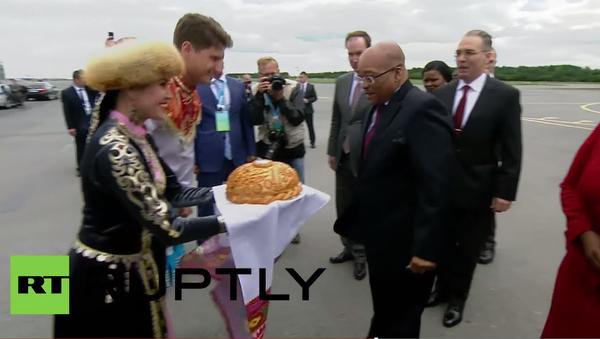 Ufa gości szczyt BRICS - Sputnik Polska
