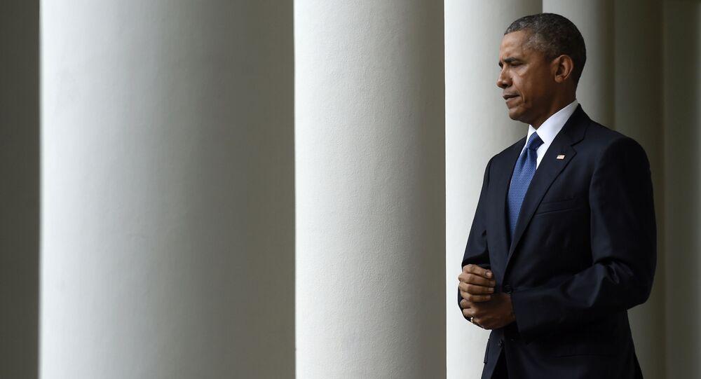Barack Obama w Białym Domu