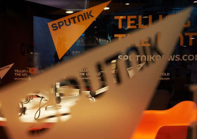 Sputnik na Petersburskim Międzynarodowym Forum Gospodarczym-2015