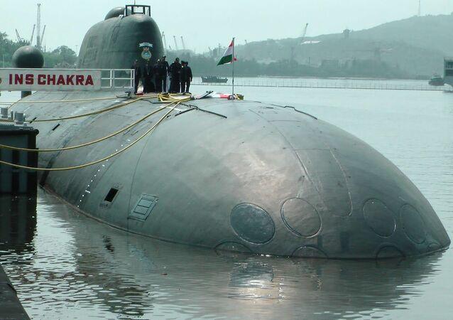 Okręt podwodny Czakra (К-152 «Nerpa»)