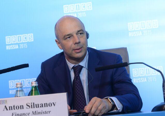 Anton Siluanow