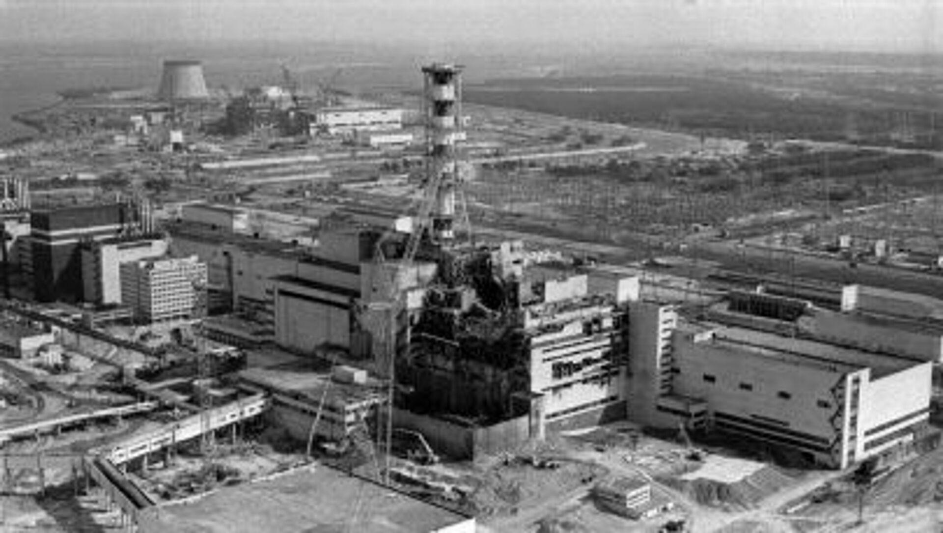 Katastrofa w elektrowni jądrowej w Czarnobylu - Sputnik Polska, 1920, 26.04.2021