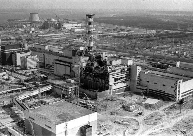 Katastrofa w elektrowni jądrowej w Czarnobylu