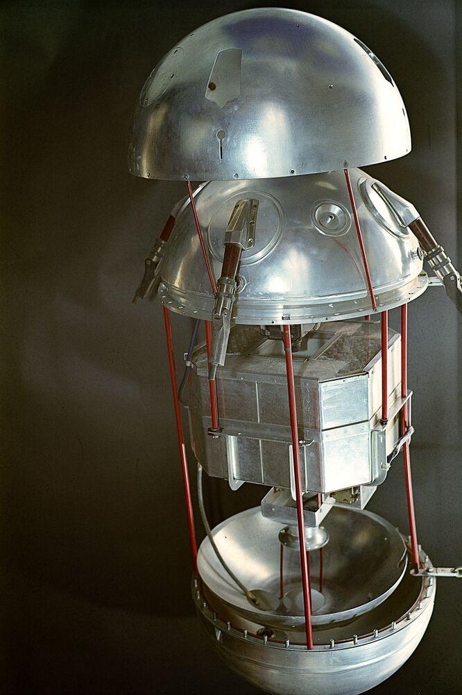 Pierwszy sztuczny sputnik Ziemi