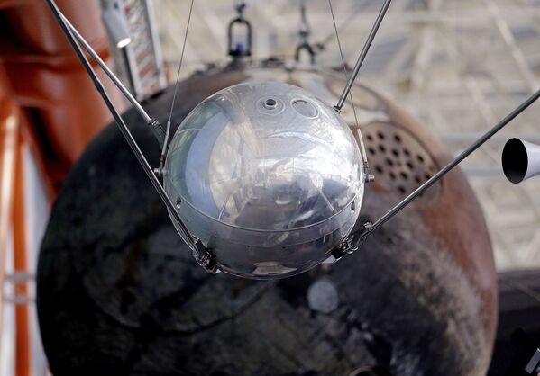 Pierwszy sztuczny sputnik Ziemi w muzeum w Seattle - Sputnik Polska