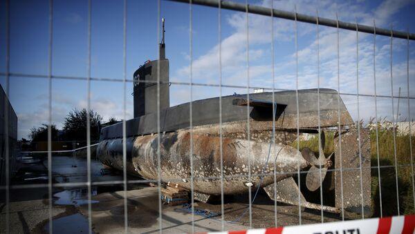 Prywatna łódź podwodna Nautilus zatopiona w pobliżu Kopenhagi - Sputnik Polska