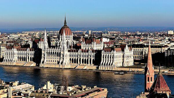 Budapeszt - Sputnik Polska