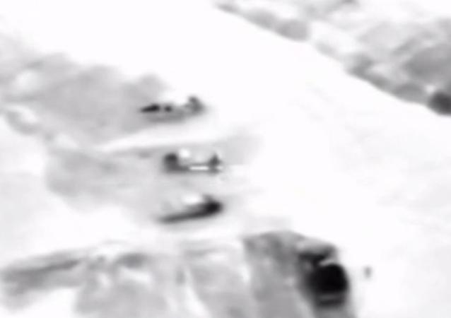 Siły Powietrzno-Kosmiczne Rosji przeprowadziły atak na pozycje dowództwa ugrupowania Dżabhat an-Nusra