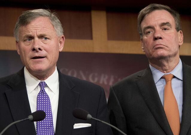 Richard Burr i Mark Warner