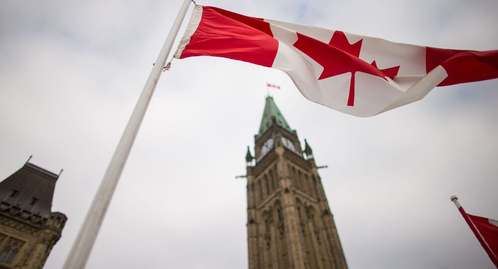 Budynek Parlamentu Kanady