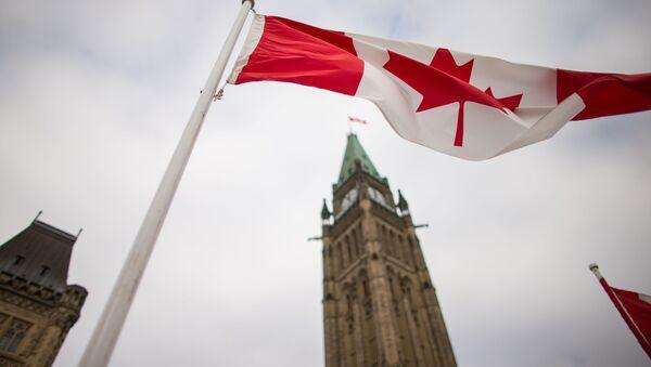 Budynek Parlamentu Kanady - Sputnik Polska
