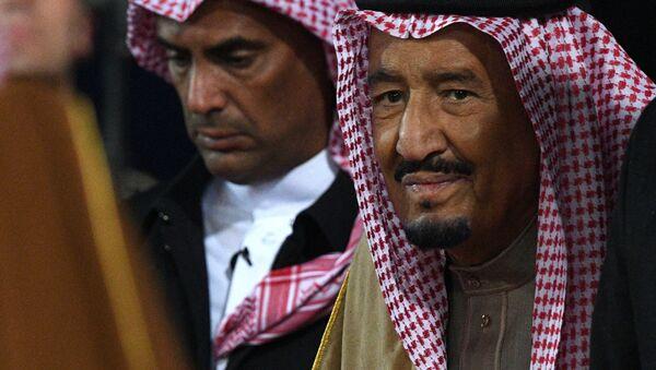 Król Arabii Saudyjskiej Salman bin Abdulaziz Al Saud - Sputnik Polska