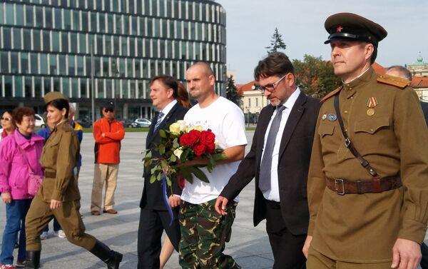 Warszawa: zakończenie I Rajdu Przyjaźni Polsko – Rosyjskiej - Sputnik Polska