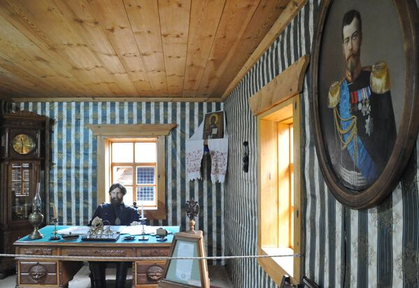 Do muzeum Talcy należy ponad 20 tysięcy eksponatów. - Sputnik Polska