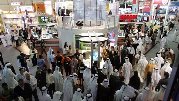 Gitex 2007 w Dubaju - Sputnik Polska