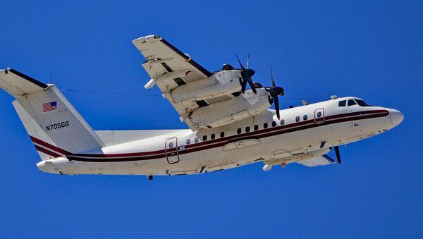 Samolot DHC-7-102 - Sputnik Polska
