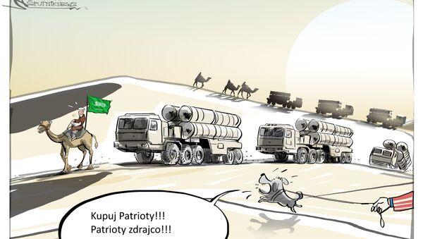 Arabia Saudyjska kupi rosyjskie S-400 - Sputnik Polska