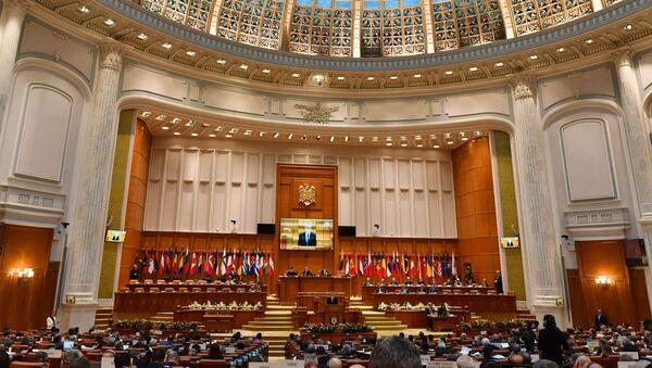 Posiedzenie Zgromadzenia Parlamentarnego NATO w Bukareszcie - Sputnik Polska