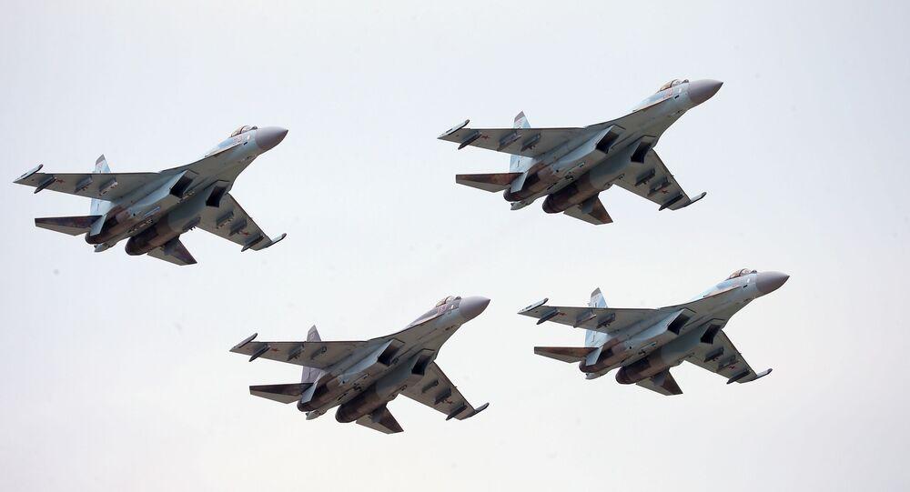 Rosyjskie Su-35C