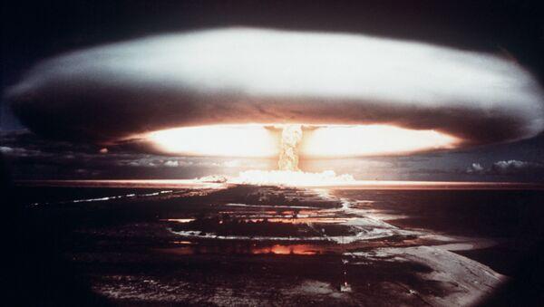 Próba jądrowa - Sputnik Polska