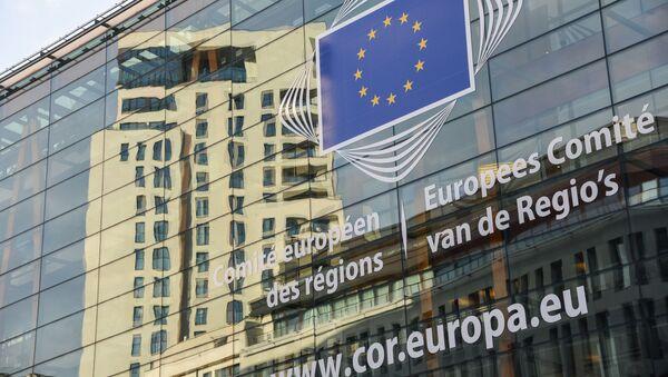 Wolumen eksportu z UE do Rosji zmniejszył się ze 120 mld w 2013 roku do 72 mld w ubiegłym roku - Sputnik Polska
