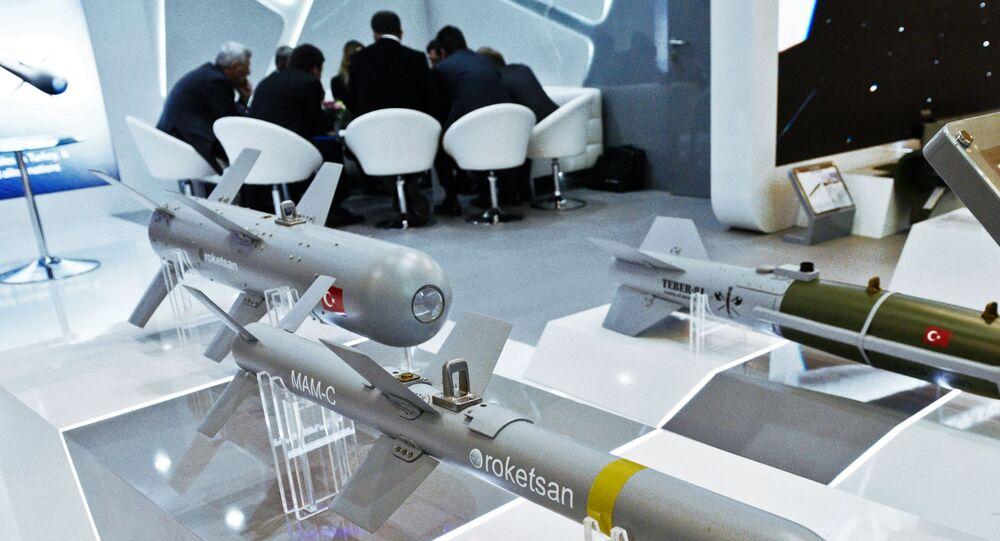 Wystawa Broń i bezpieczeństwo w Kijowie