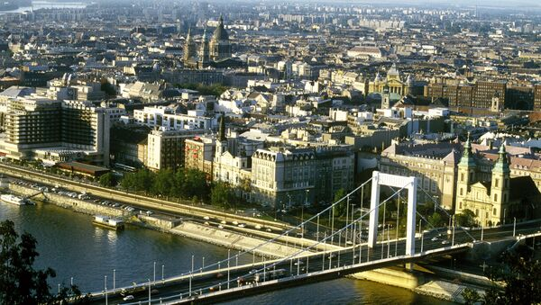 Węgry, Budapeszt - Sputnik Polska