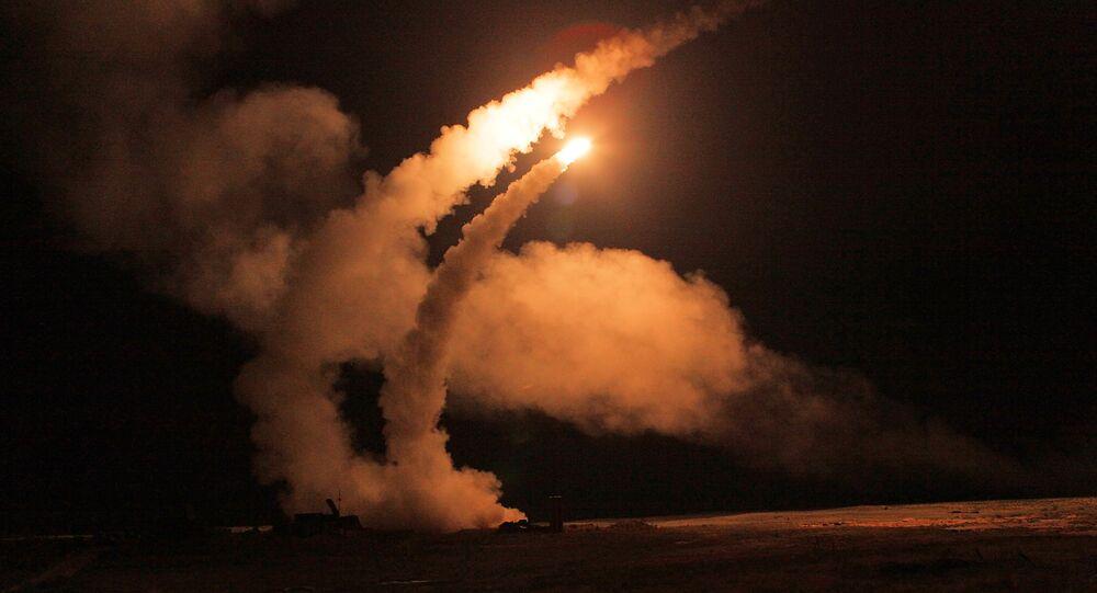 Rosyjskie systemy rakietowe S-400