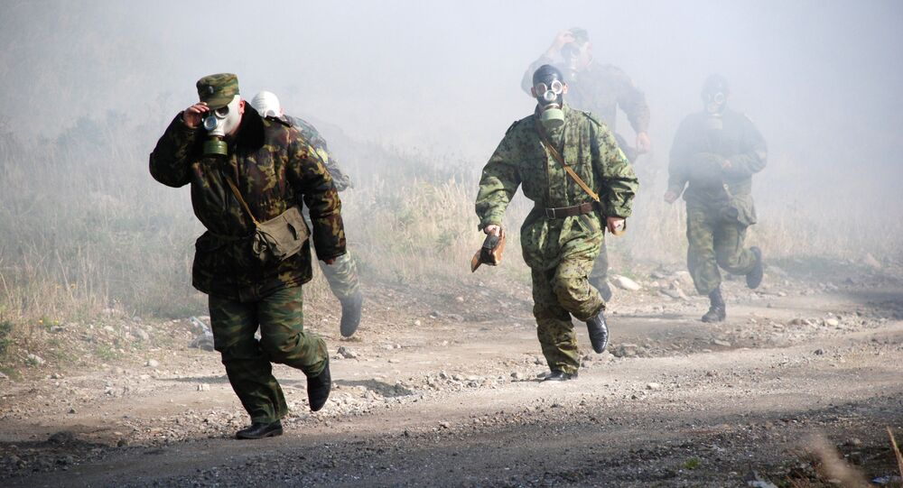 Ćwiczenia z zakresu obrony przed atakiem jądrowym