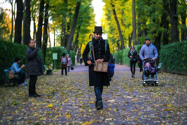 Ogród Letni w  Petersburgu - Sputnik Polska