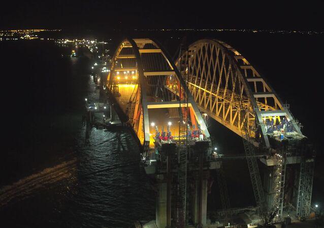 Łuk drogowy Mostu Krymskiego