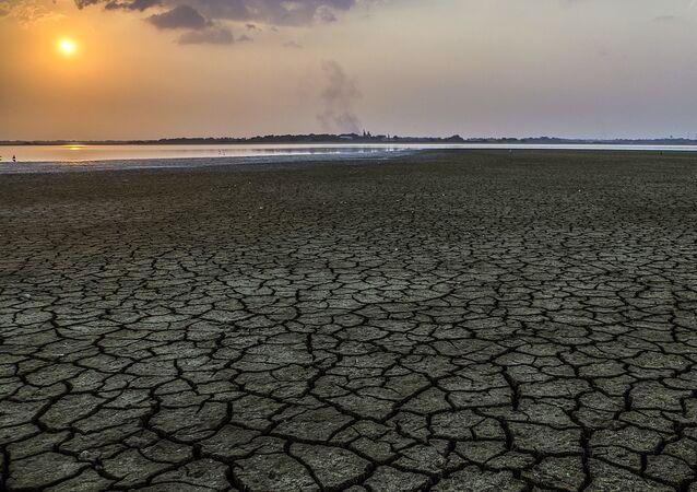 Susza w Kolumbii - efekt el Nino