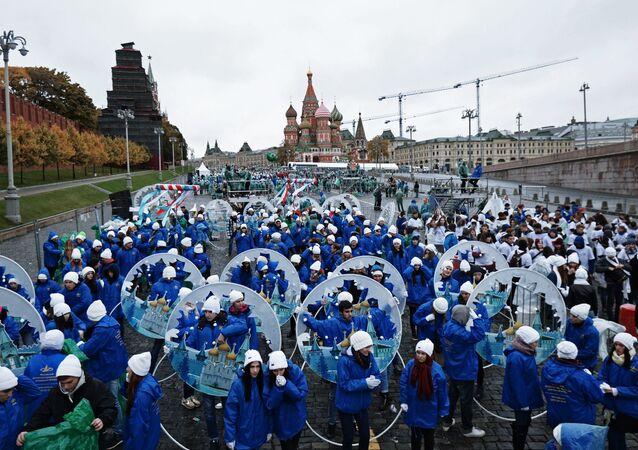 XIX Światowy Festiwal Młodzieży i Studentów.