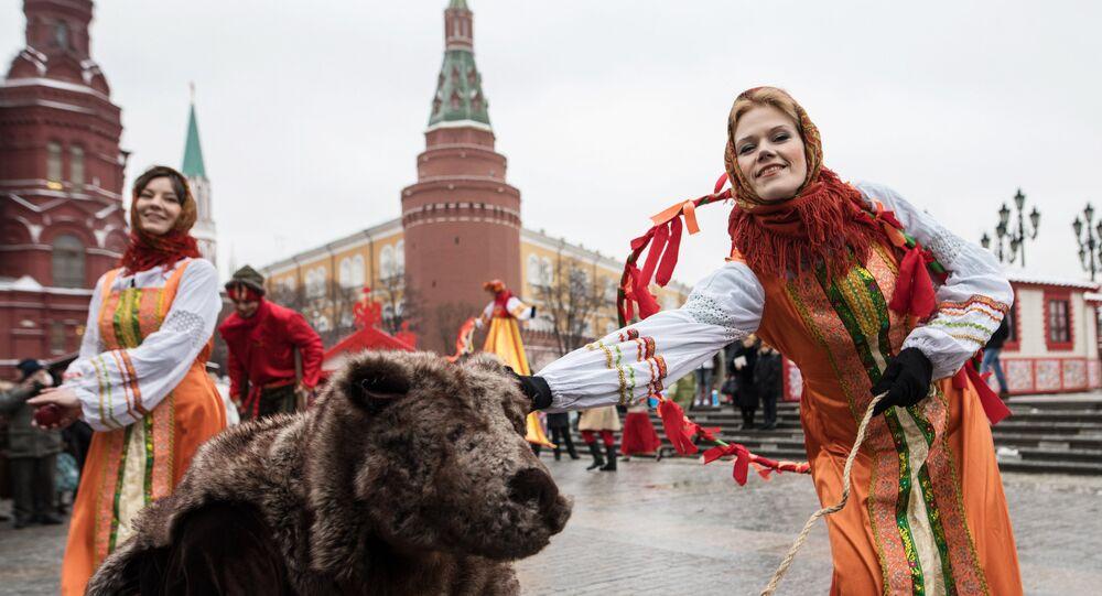 Festiwal Moskiewska Maslenica