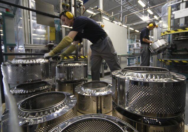 Zakłady Siemensa w Rosji