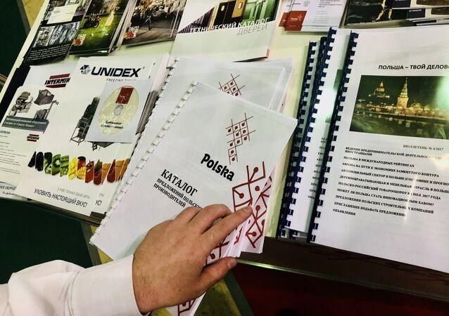 Na targach Agroprodmash 12 polskich firm ma własne stoiska
