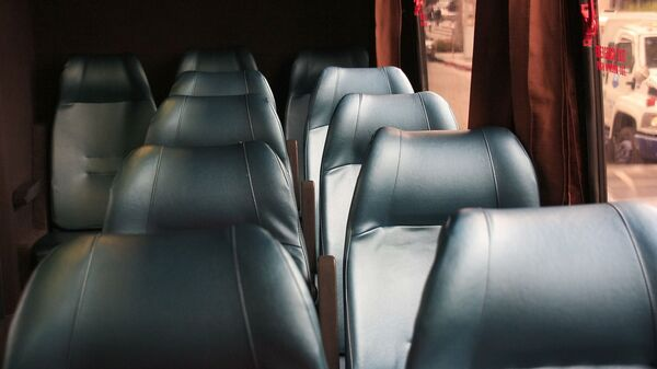 Wnętrze autobusu - Sputnik Polska