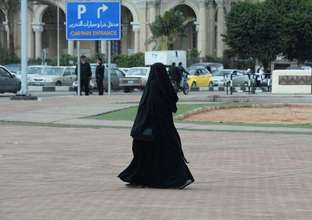 Mieszkanka Kairu, Egipt