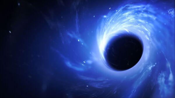 Czarna dziura - Sputnik Polska