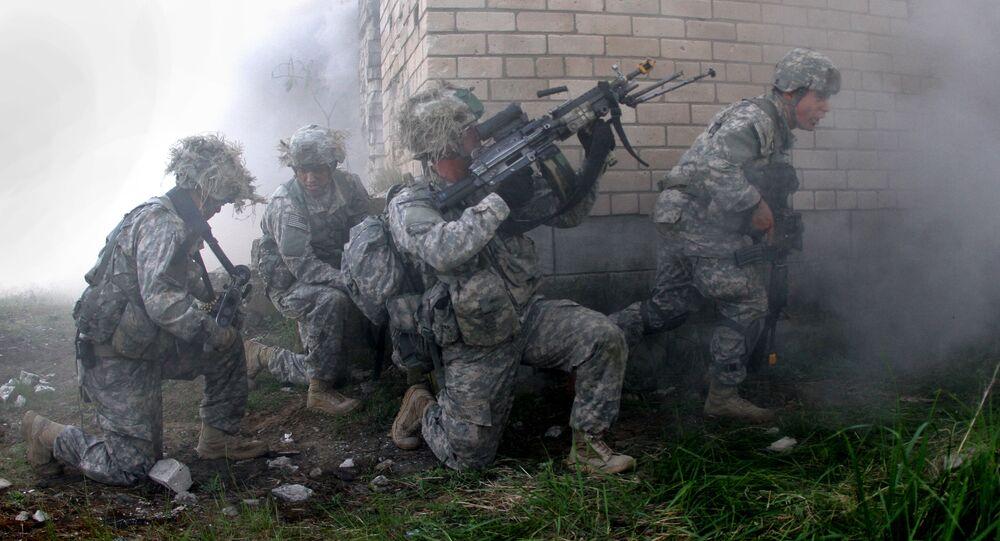 Ćwiczenia wojskowe amerykańskiej armii na Litwie