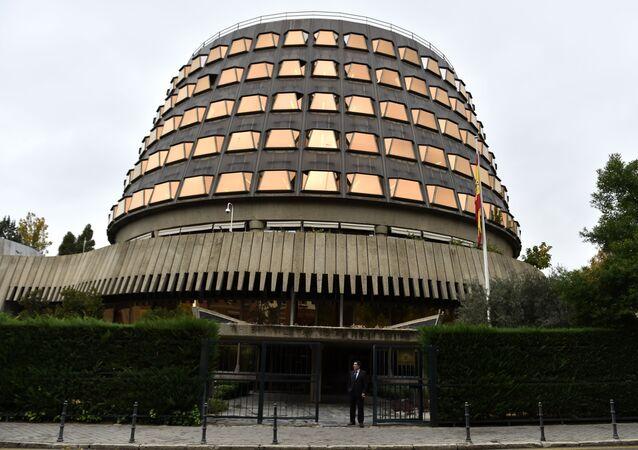 Trybunał Konstytucyjny Hiszpanii