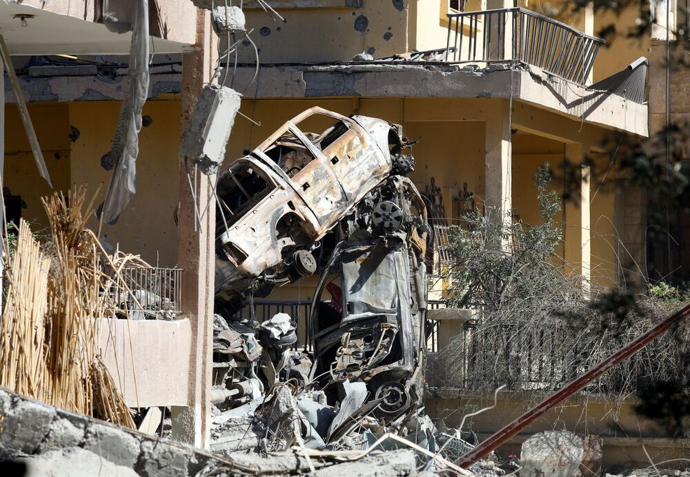 Wyzwolenie syryjskiej Rakki