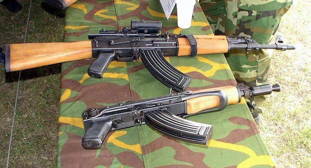 Karabin maszynowy Zastava M70B i Zastava M92