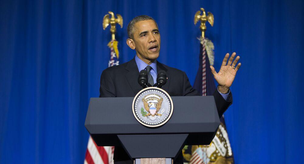 Barack Obama na szczycie klimatycznym w Paryżu