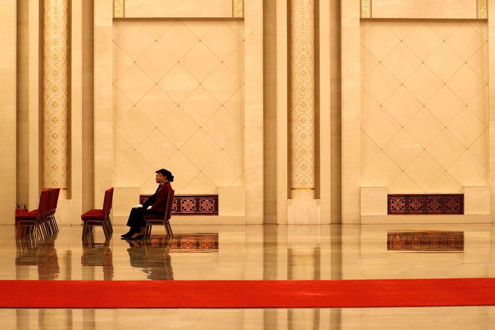 XIX Zjazd Komunistycznej Partii Chin w Pekinie