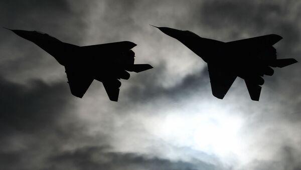 Myśliwce MiG-29 - Sputnik Polska