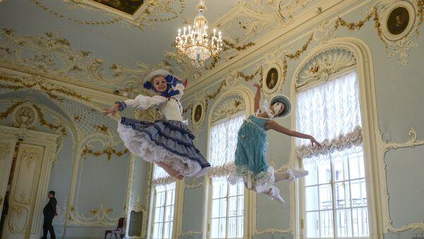 Akademia Baletu Rosyjskiego im. Agrippiny Waganowej jest jedną z najstarszych szkół baletowych na świecie. - Sputnik Polska